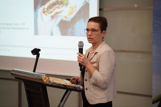Prof. Luzia Valentini about health effects of oats
